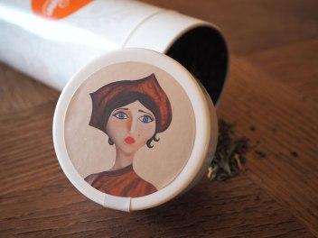Flan Les jardins d'Osmane thé Délices abricot (5)